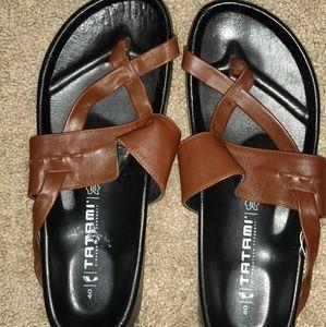 Tatami Birkenstock Fussbett sandals